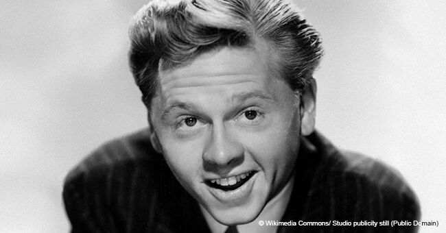 Mickey Rooney's Daughter Shares Details about Close Bond with Her Legendary Father