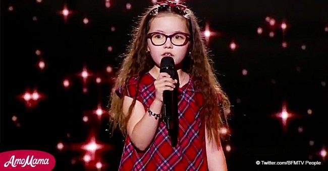 La gagnante des Voice Kids a donné un véritable show au public qui n'a pas été diffusé en direct