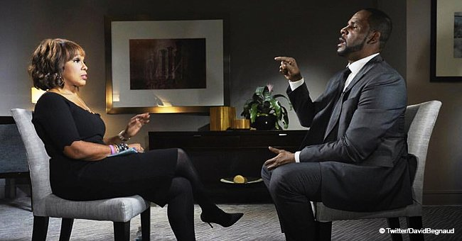 R. Kelly Tearfully Protests His Innocence in Very First Interview after Sexual Abuse Allegations