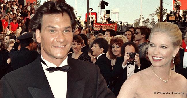Nach 34 Jahren liebevoller Beziehung zu Patrick Swayze gehört Herz seiner Frau anderem Mann