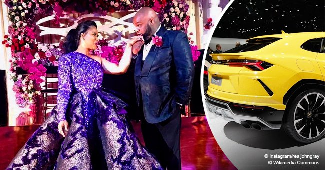 South Carolina pastor draws criticism for gifting wife $200K Lamborghini on their anniversary