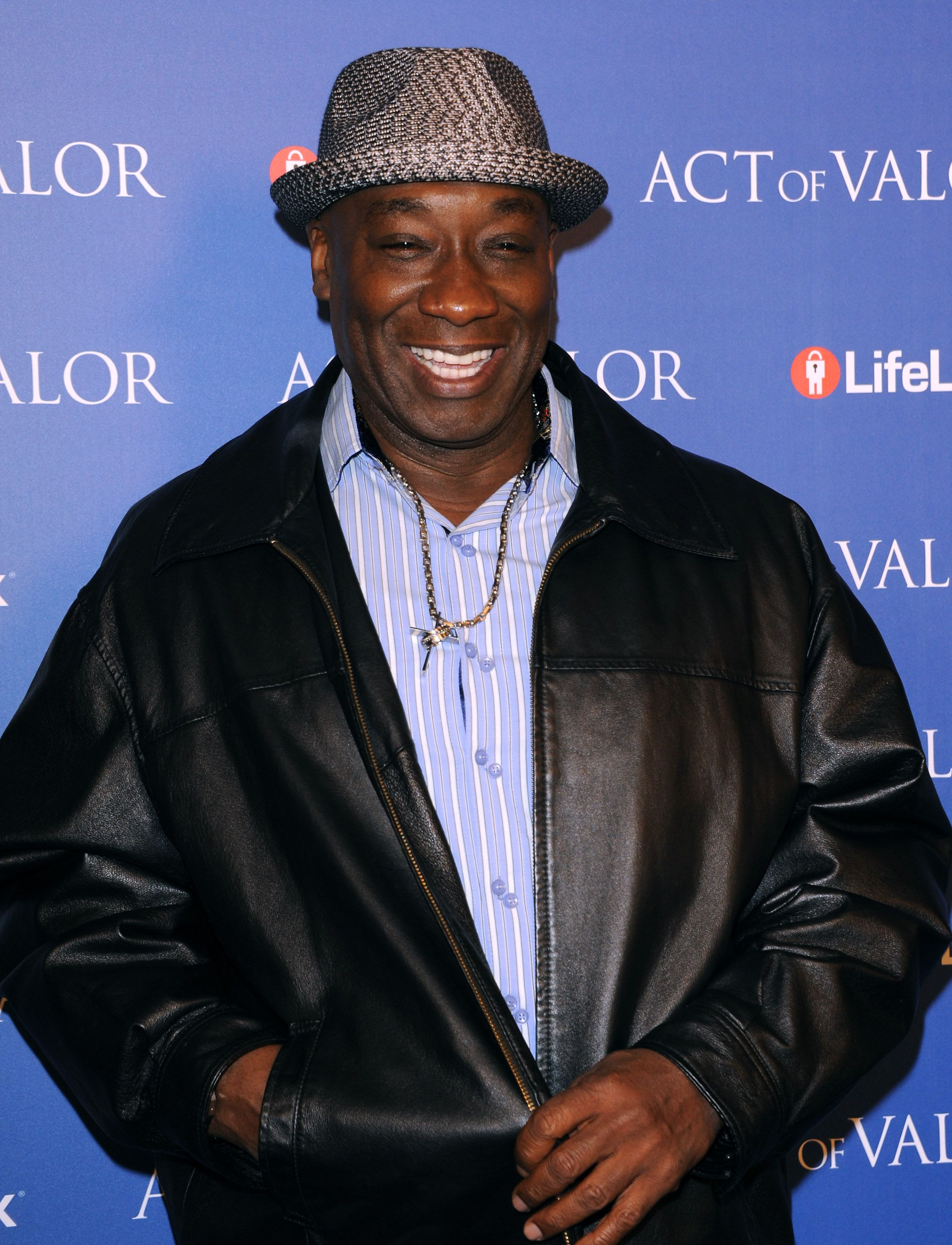 Michael Clarke Duncan attends the premiere of Relativity Media's 'Act of Valor' at ArcLight Cinemas on February 13, 2012  | Photo: Getty Images