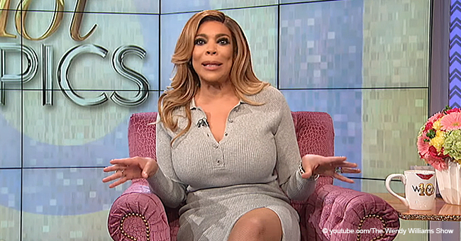 Wendy Williams Slams Rumors of Her Being 'Frail' While Talking about 'Stigma to Substance Abuse'