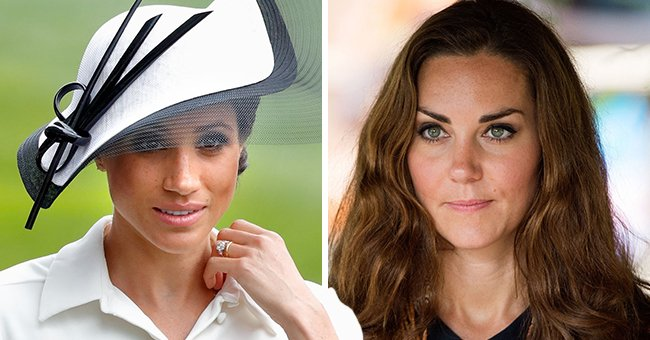 Us Weekly: Meghan Markle & Kate Middleton Haven't Directly Spoken to Each Other in over a Year