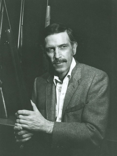 The actor J.D. Cannon pictured in the 1970s. | Source: Wikipedia.