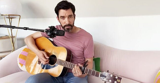 Drew Scott Stuns with His Powerful Rendition of Lady Gaga's Song 'Shallow'