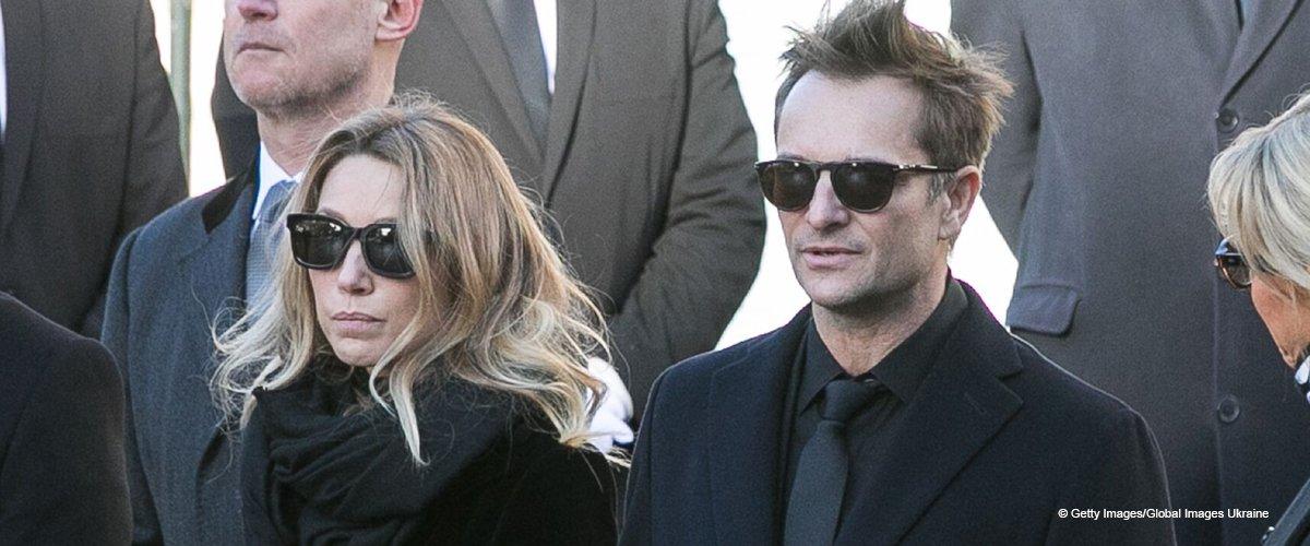 Laura Smet: référence subtile à propos de Johnny, un geste qui a fait plaisir à David Hallyday