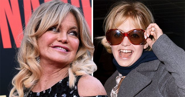 Goldie Hawn, 74, Recalls Hollywood Being Sleazy and Patriarchal When She Started Her Career