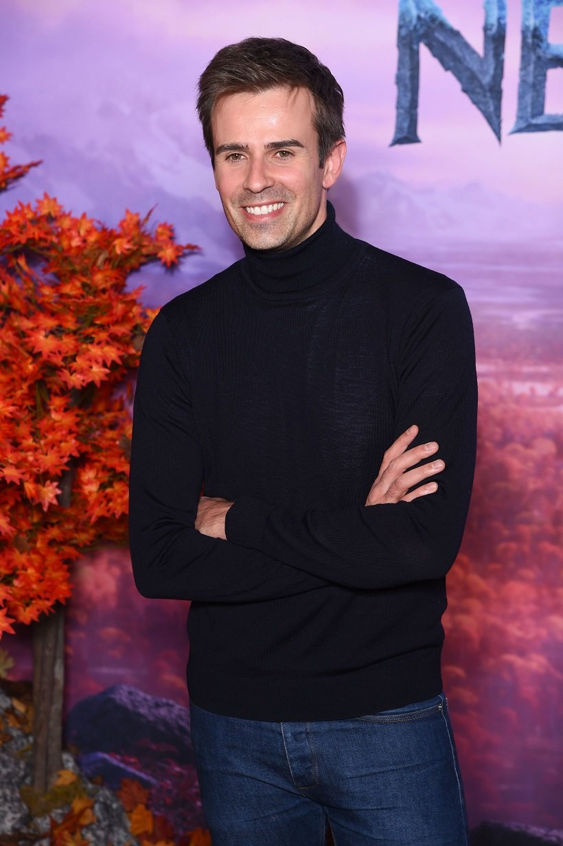 "Jean-Baptiste Marteau assiste à la projection de Gala de ""Frozen 2"" Paris au Cinéma Le Grand Rex le 13 novembre 2019 à Paris, France. 