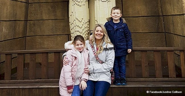 Mother and her kids burned alive in a terrible fire caused by Christmas decorations