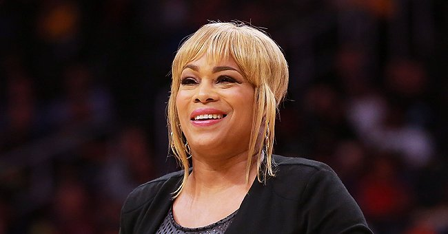 TLC Singer T-Boz's Daughter Shares Stunning Selfie in a Printed Top and Gold Accessories