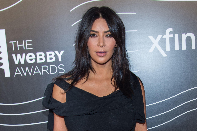 Kim Kardashian West assiste à la 20e cérémonie annuelle des Webby Awards à Cipriani Wall Street le 16 mai 2016 à New York City | Source : Getty Images