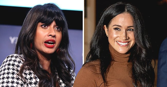 Jameela Jamil Denies Rumors That She and Meghan Markle Are Best Friends
