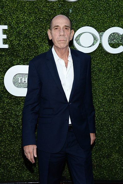 Miguel Ferrer arrives at the CBS, CW, Showtime Summer TCA Party at Pacific Design Center on August 10, 2016, in West Hollywood, California. | Source: Getty Images.