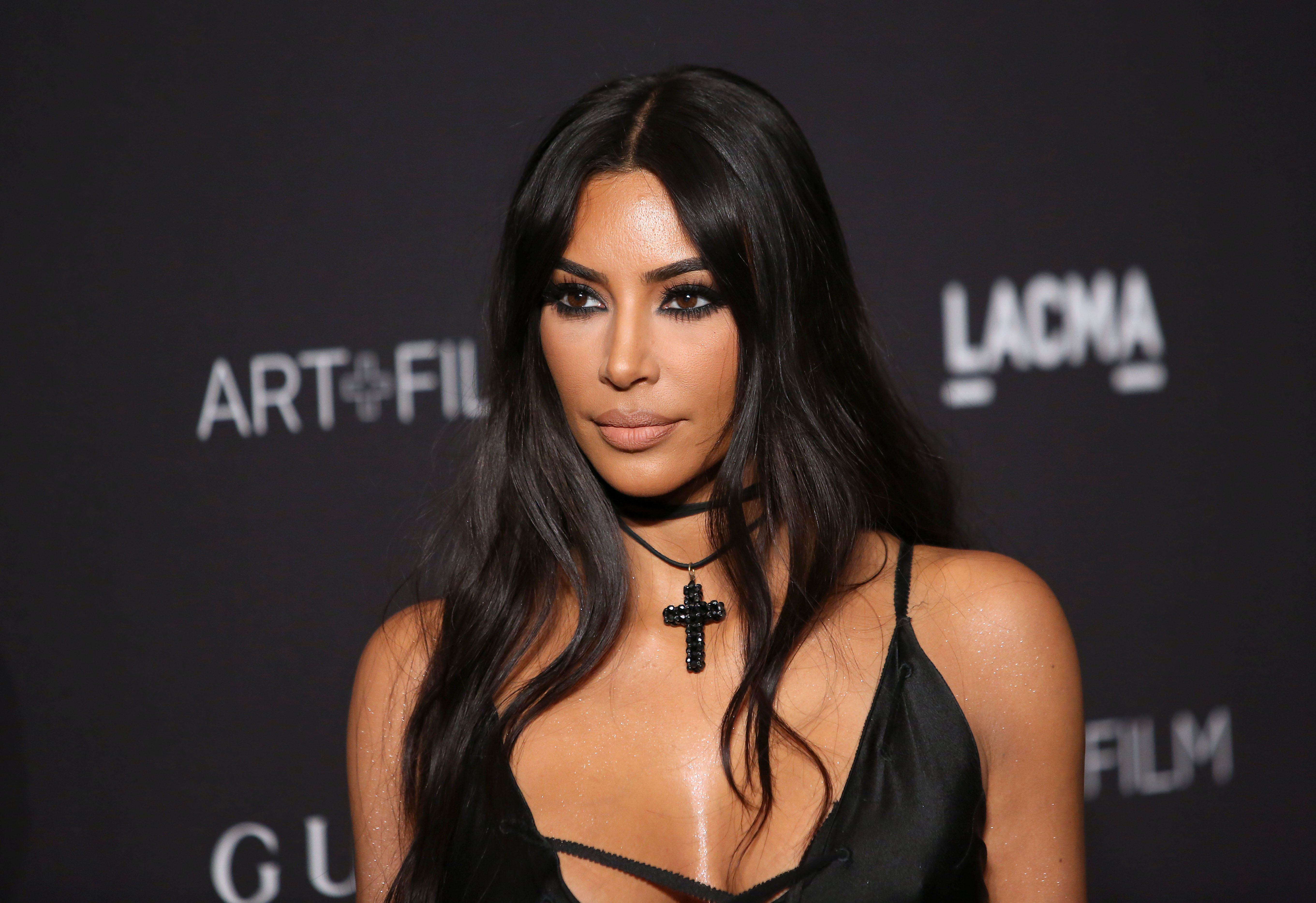 Kim Kardashian attends the LACMA Art + Film Gala at LACMA on November 03, 2018 in Los Angeles, California | Photo: Getty Images