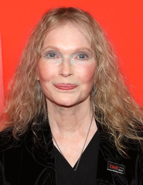 Mia Farrow au Gala 2019 Time 100 au Frederick P. Rose Hall, Jazz at Lincoln Center le 23 avril 2019.| Photo : Getty Images