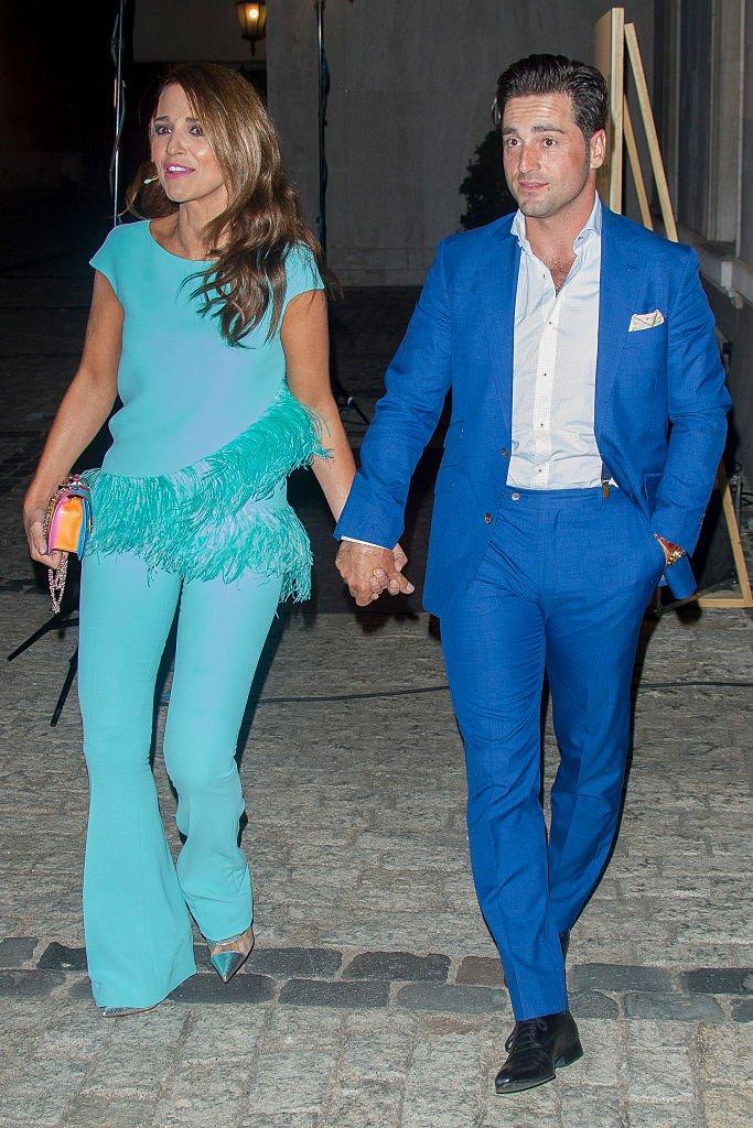 Paula Echevarría y David Bustamante.| Fuente: Getty Images