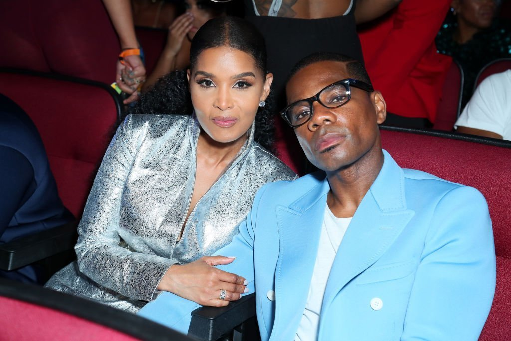 Kirk Franklin and his wife Tammy at the 2019 BET Awards in June. | Photo: Getty Images