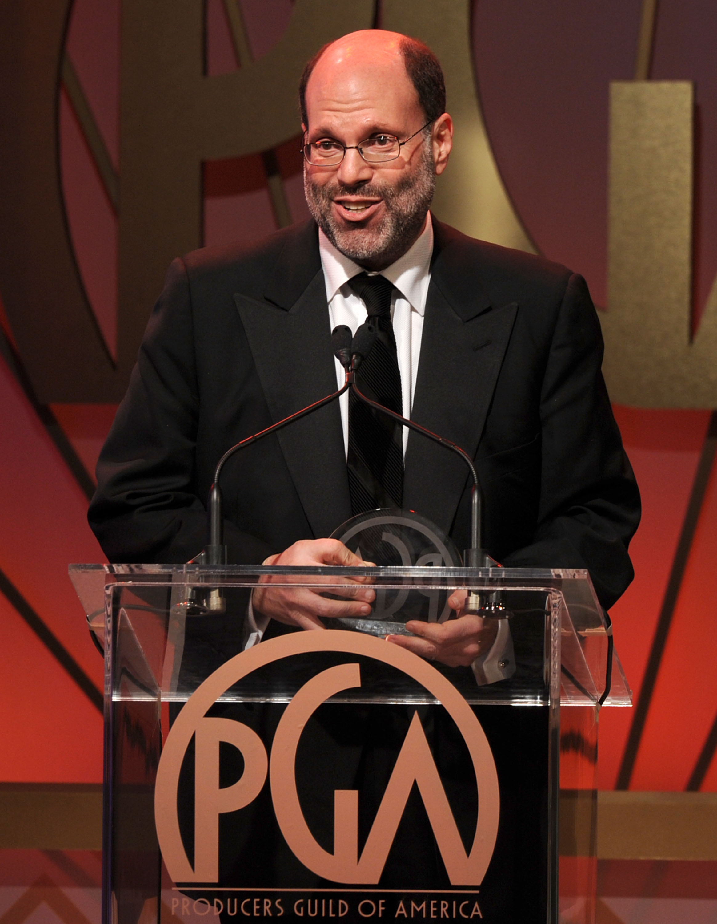 Scott Rudin. Image Credit: Getty Images