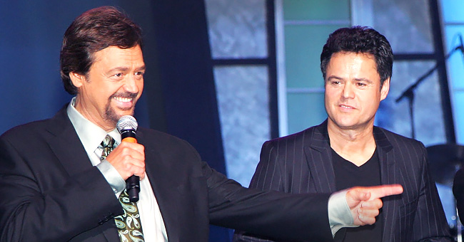 Donny Osmond Once 'Stole' His Brother's Date