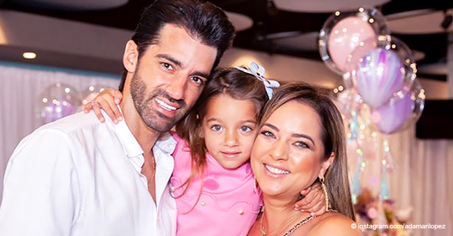 Toni Costa dedica un dulce mensaje a Adamari López en el Día de la Madre