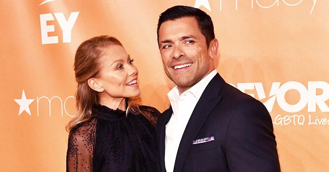 Live' Host Kelly Ripa Jokes She'd Need a Plastic Surgeon to Match Husband Mark Consuelos' Fit Body