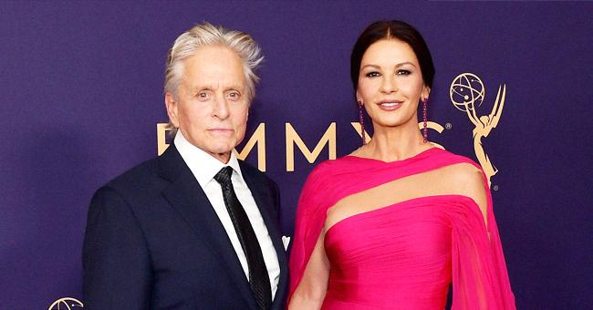 Michael Douglas Reveals Wife Catherine Zeta-Jones Still Gives Him Butterflies