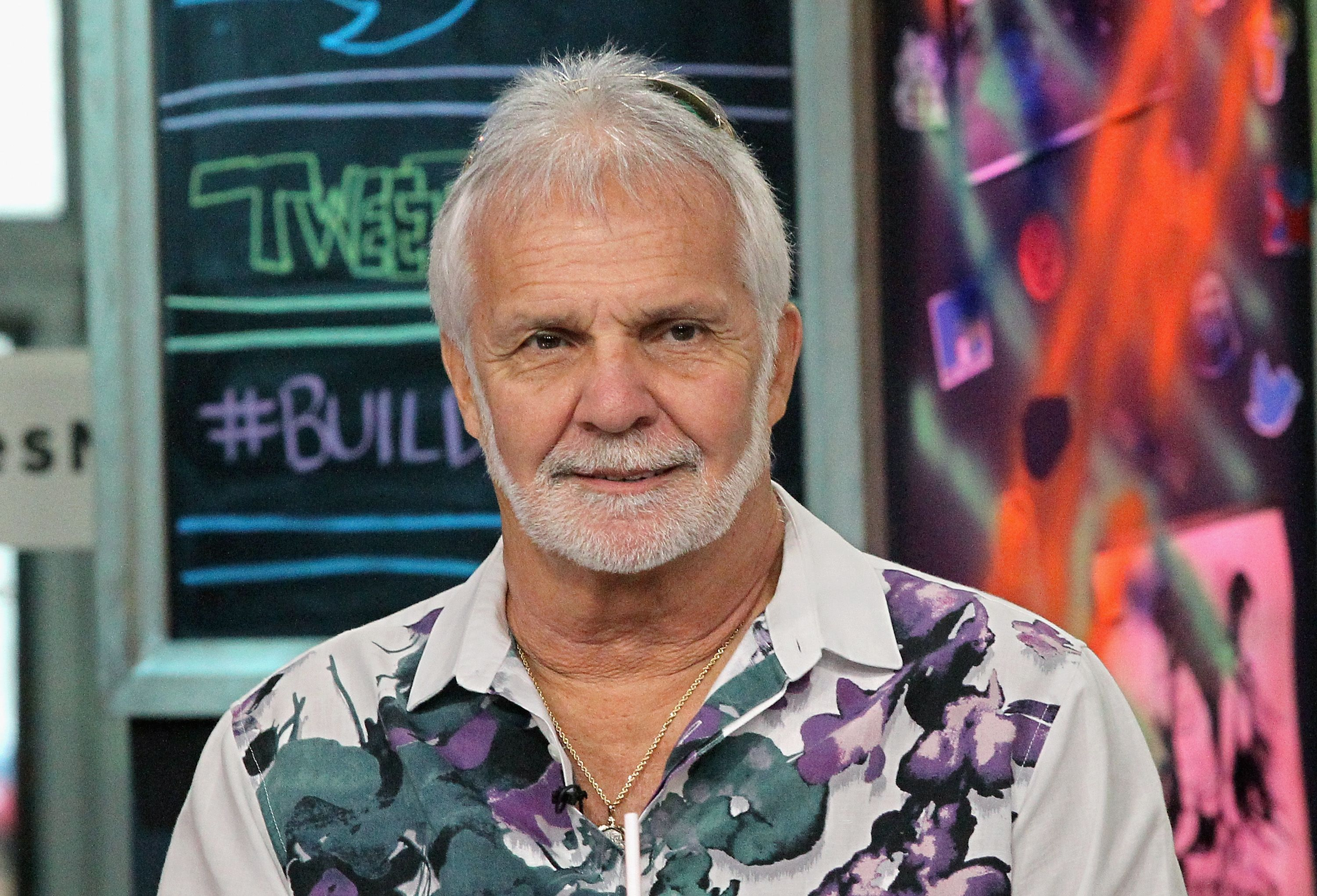 """Captain Lee Rosbach at the Build Brunch to discuss """"Below Deck"""" 2 at Build Studio on October 3, 2018 