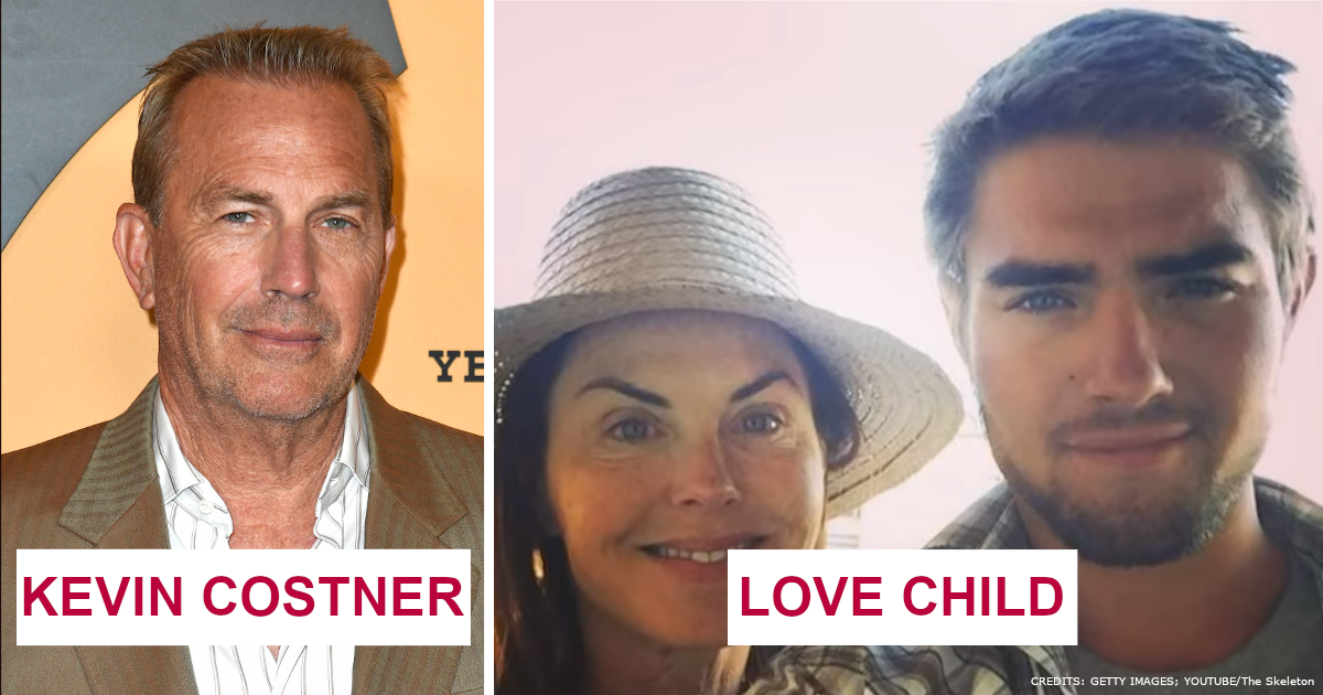 Meet Kevin Costner's Love Child Who Influenced The Life Of All Of His 6 Children