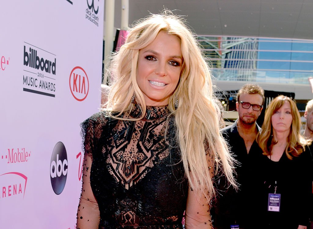 Britney Spears am 22. Mai 2016 in Las Vegas, Nevada.   Quelle: Getty Images
