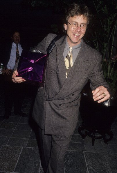 Harry Anderson at the grand opening of Hotel Nikko on February 10, 1992 | Photo: Getty Images