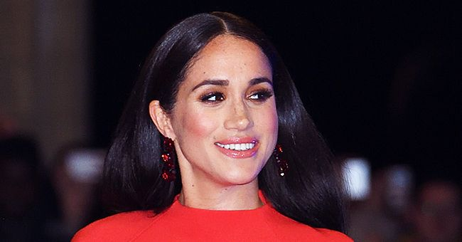 Meghan Markle Turned Heads in Stunning Red Dress at Mountbatten Festival of Music Ahead of Official Royal Exit