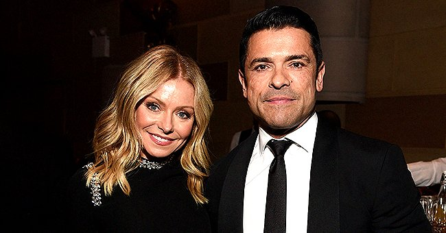 Kelly Ripa Posts Shirtless Pic of Husband Mark Consuelos in Italy Last Summer Amid Coronavirus Outbreak