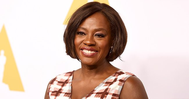 Viola Davis Looks Pretty with Long Braids and Smokey Makeup in Photos for Magazine