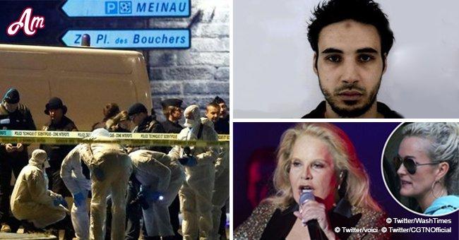 """Chérif Chekatt tué par la police, BFMTV envoie """"I Shot The Sheriff"""", Le surnom grossier de Laeticia par Sylvie Vartan: Top de la journée"""