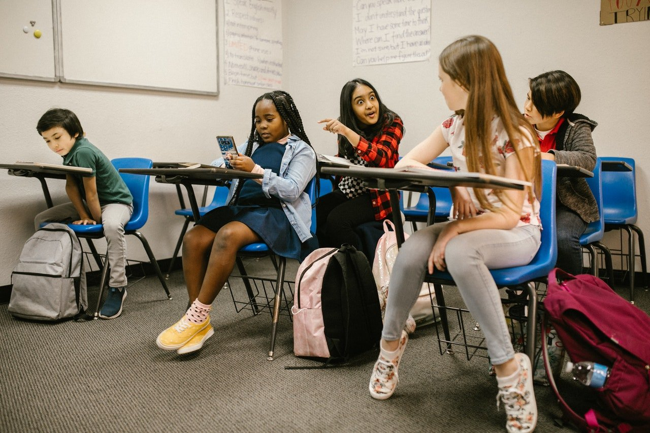 Photo of students in a classroom | Photo: Pexels
