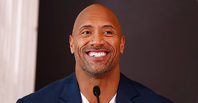Dwayne Johnson Pays Tribute to His Three Daughters on International Women's Day
