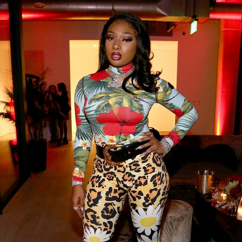 Megan Thee Stallion at Spring Studios on December 11, 2019 in Los Angeles, California | Photo: Getty Images