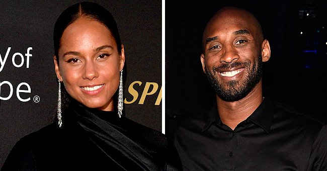 Alicia Keys Honored Kobe Bryant with Emotional Performance of Beethoven's 'Moonlight Sonata' during Public Memorial
