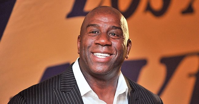 How Magic Johnson's Grandson Avery Celebrated His Birthday with His Parents and Sister
