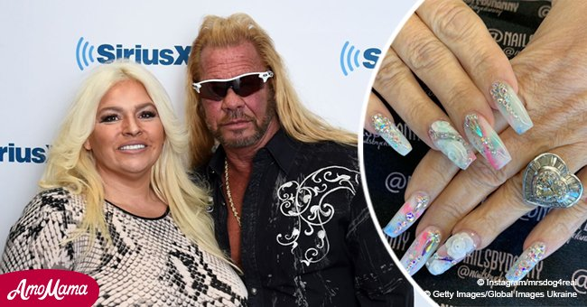'Dog the Bounty Hunter' star Beth Chapman shares a new photo amid ongoing battle with cancer