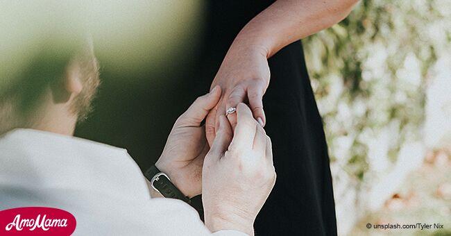 Un homme infidèle a demandé la mauvaise femme en mariage et il ne peut pas annuler le mariage