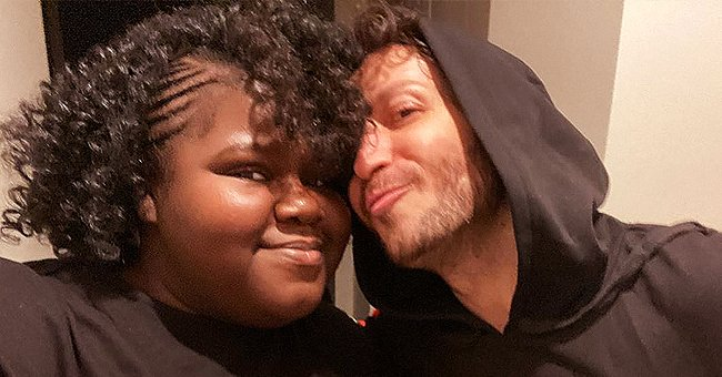 Gabourey Sidibe Recently Went Public with Boyfriend Brandon Frankel & Turns out He's Been Hiding in Plain Sight