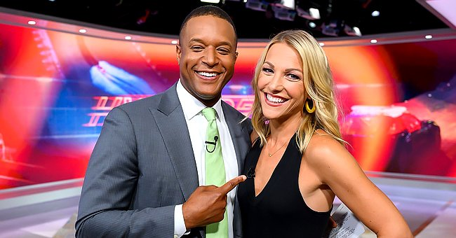 Fans Praise Craig Melvin & His Wife Lindsay Czarniak as They Wear Matching Outfits in New Photo
