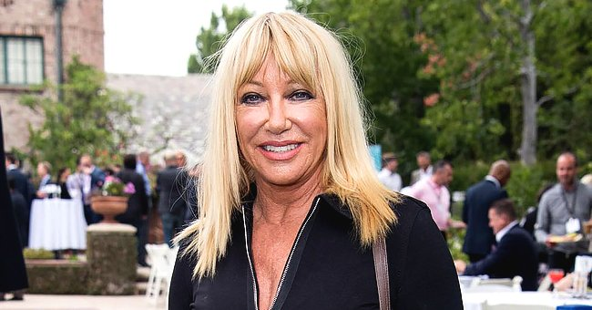 Suzanne Somers' Granddaughter Violet Shows Striking Resemblance to Her Famous Grandma