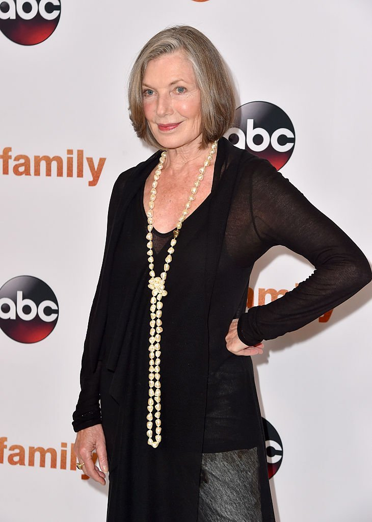 Susan Sullivan attends the 2015 TCA Summer Press Tour at the Beverly Hilton Hotel in August 2015 | Photo: Getty Images