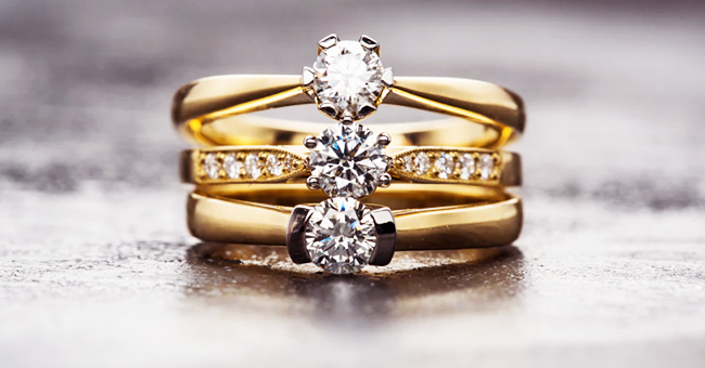 Daily Joke: An Older Man Comes to a Jewelry Store with a Beautiful Girl to Buy 'Something Special'