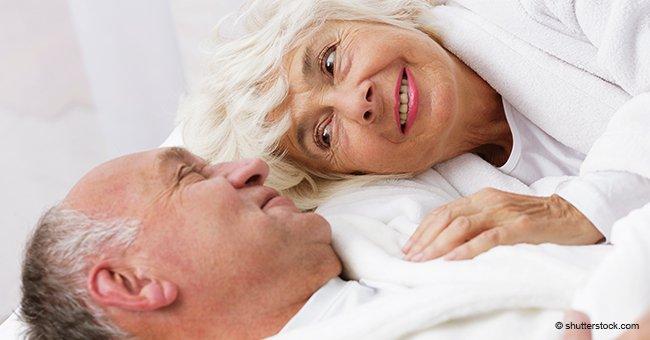 Une femme demande à son mari ce qu'il ferait si elle décédait