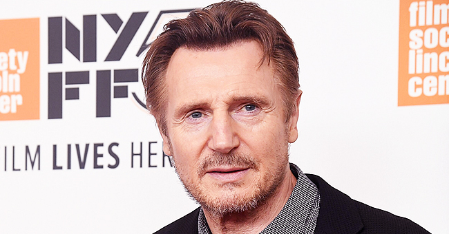 Liam Neeson's Handsome Son Daniel Is All Grown up and Looks like His Famous Dad