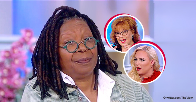 Whoopi Goldberg Steps in as Meghan McCain Slams Joy Behar: 'Part of Your Job Is to Listen to Me'